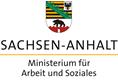 Logo vom Ministerium für Gesundheit und Soziales des Landes Sachsen-Anhalt