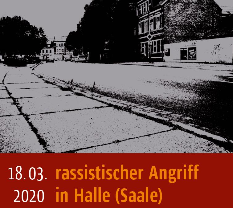 18.03.2020   Halle (Saale)