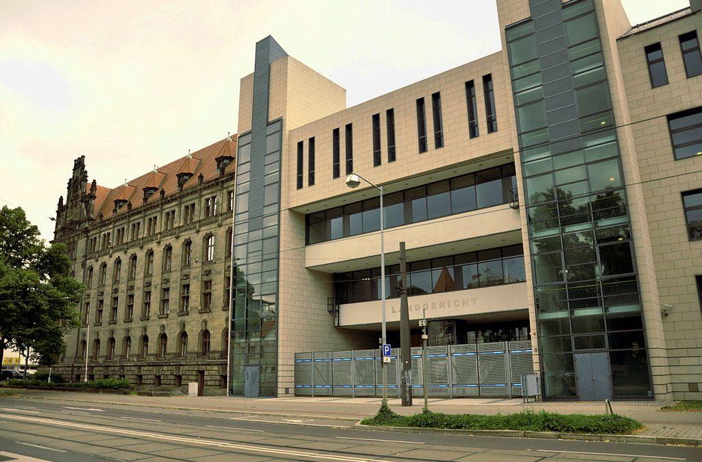 Prozess gegen rechtsterroristischen Attentäter im Landgericht Magdeburg