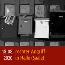 18.08.2020 Halle (Saale)