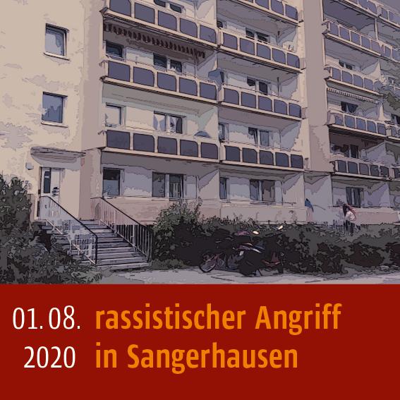 01.08.2020 Sangerhausen (Mansfeld-Südharz)