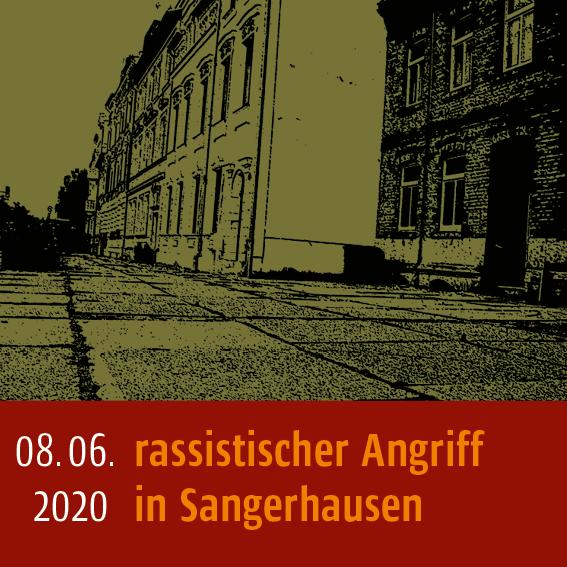 08.06.2020   Sangerhausen (Mansfeld-Südharz)