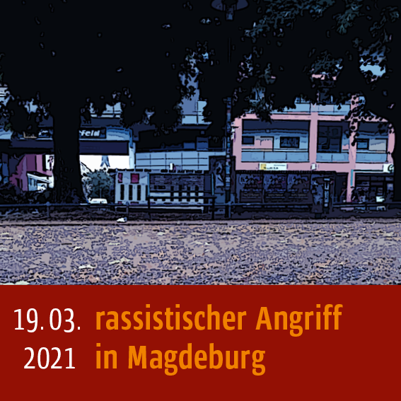 19.03.2021 Magdeburg