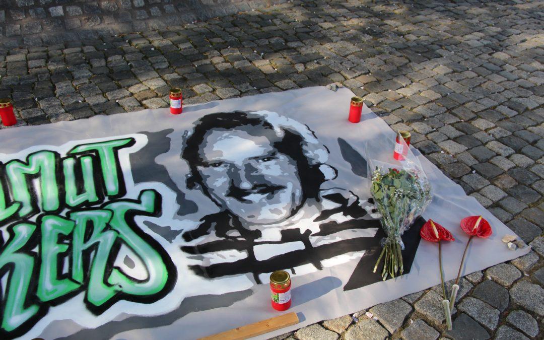 ONLINE-Gedenken/-Zeitzeugingespräch mit Esther Bejarano anlässlich des 21. Todestages von Helmut Sackers am 29.04.21
