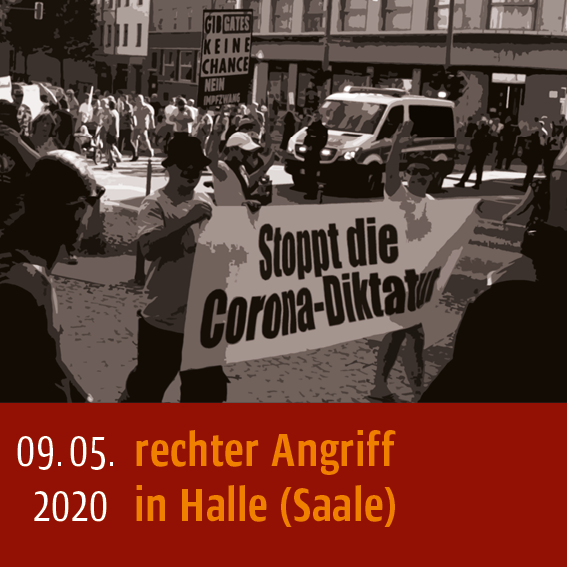 09.05.2020 Halle (Saale)