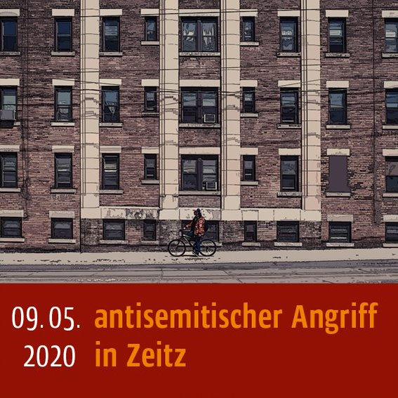 09.05.2020 Zeitz (Burgenlandkreis)
