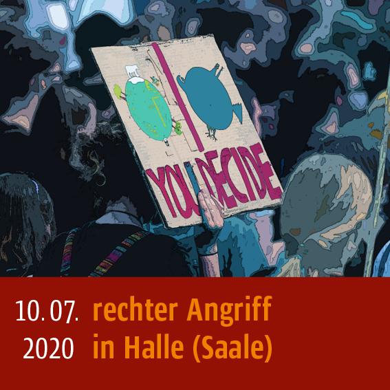 10.07.2020 Halle (Saale)