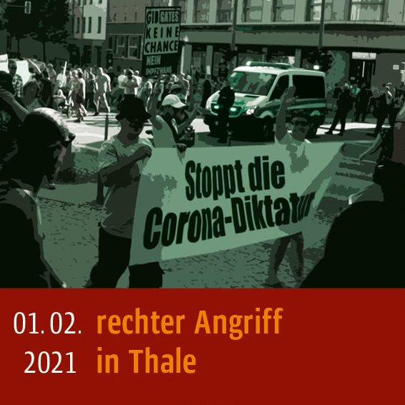 01.02.2021 Thale (Harz)