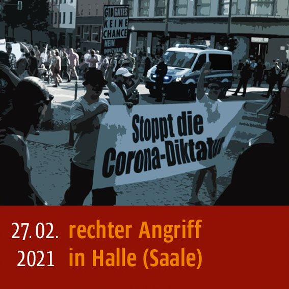 27.02.2021 Halle (Saale)