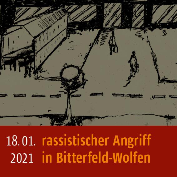18.01.2021 Bitterfeld-Wolfen