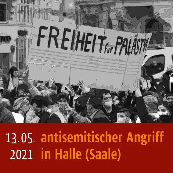 13.05.2021 Halle (Saale)